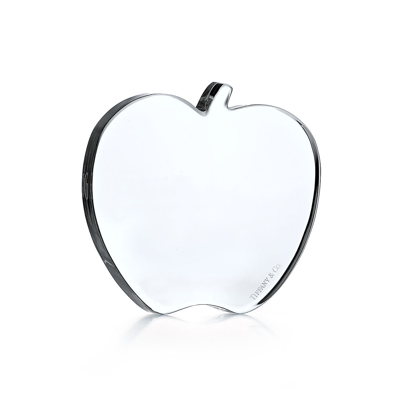 Apple Flat Paperweight