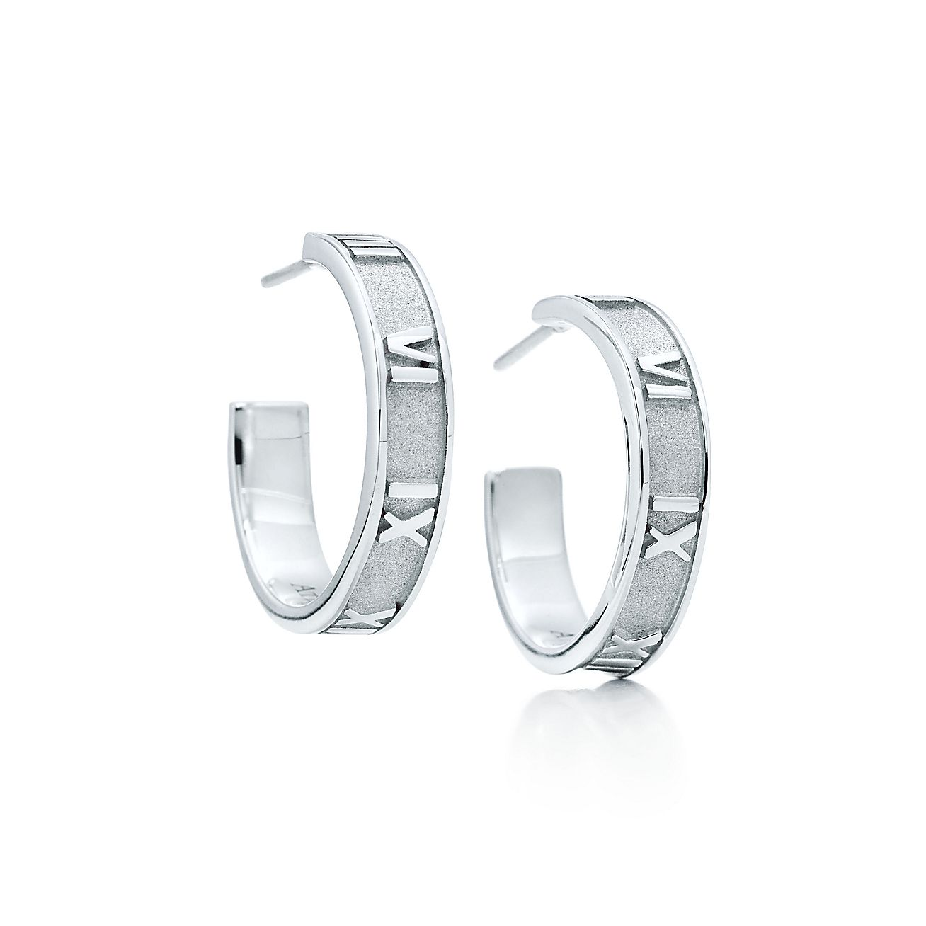 Atlas® hoop earrings