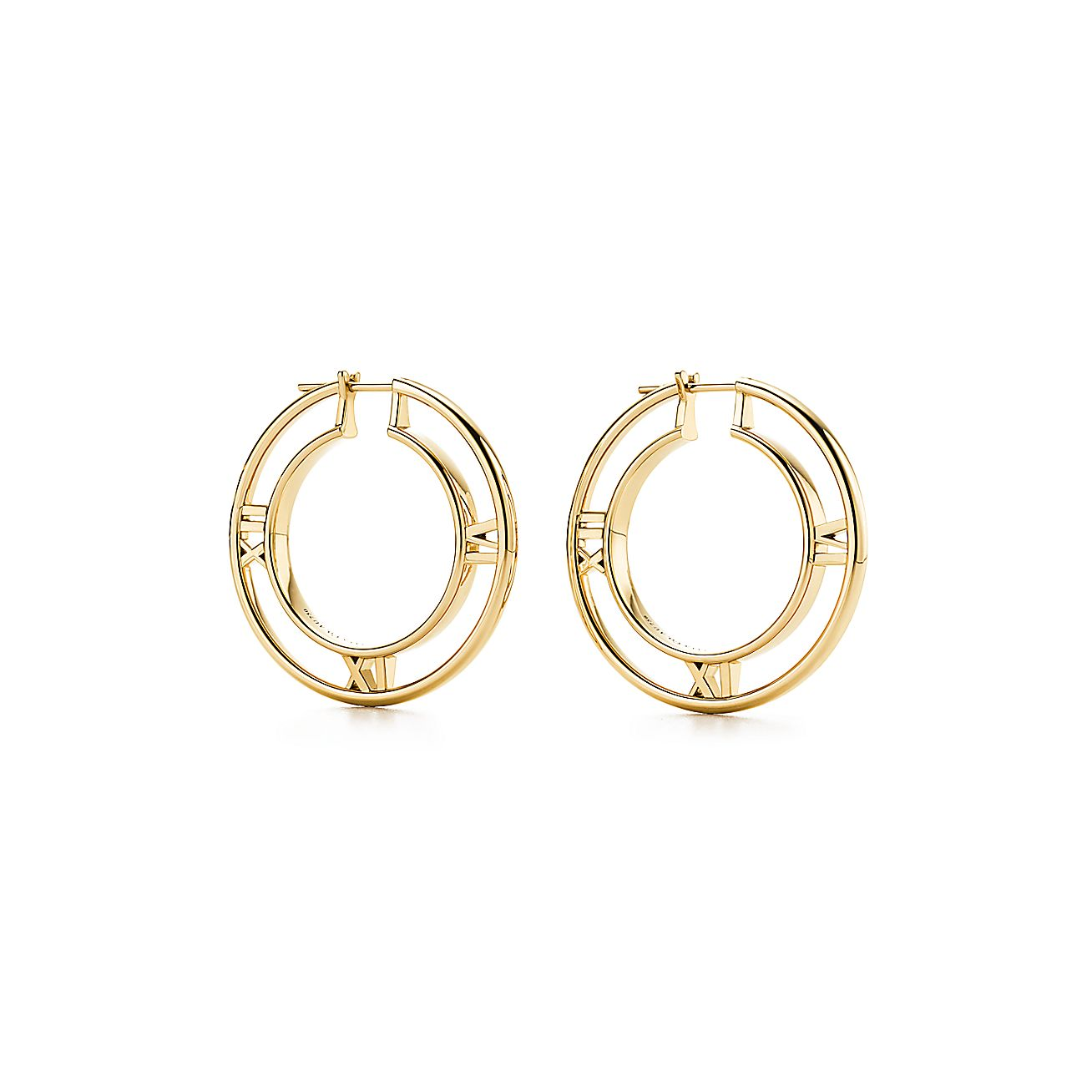 Atlas®:Hoop Earrings