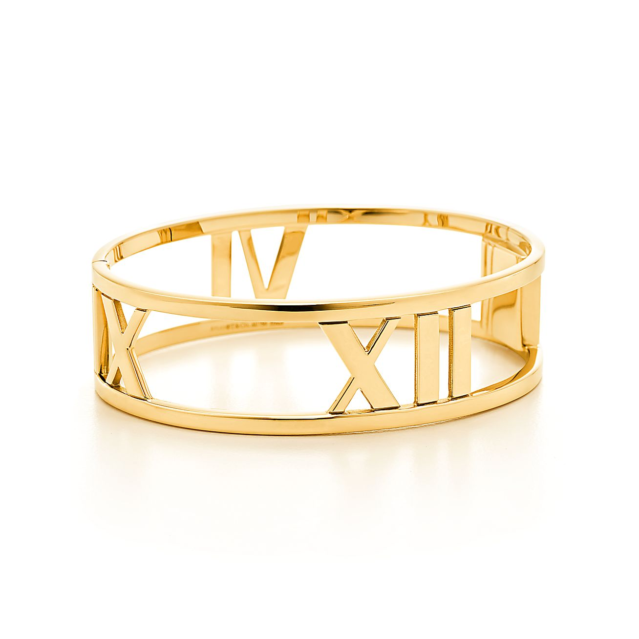 Atlas®:Open Hinged Bangle