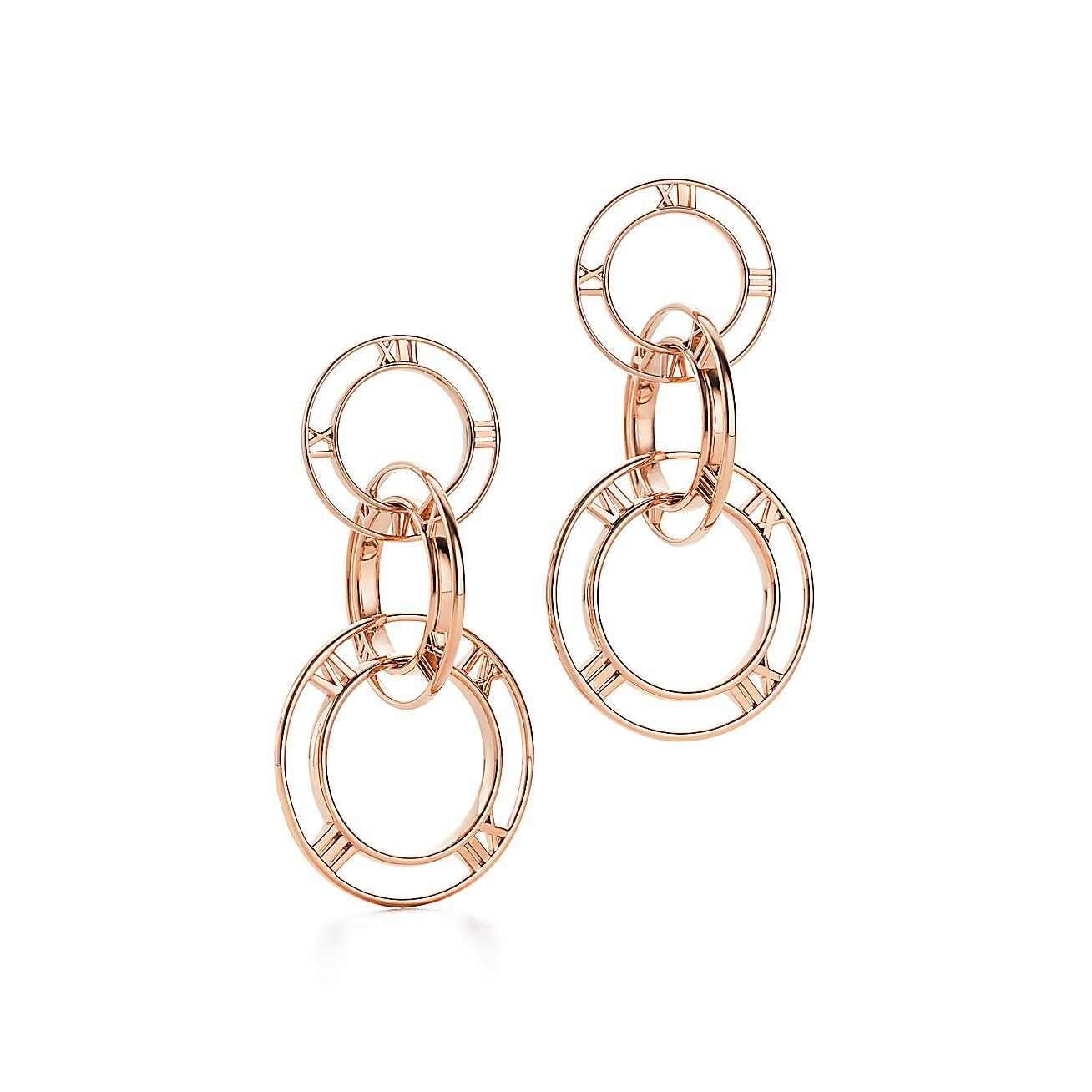 Atlas®:Triple Drop Earrings