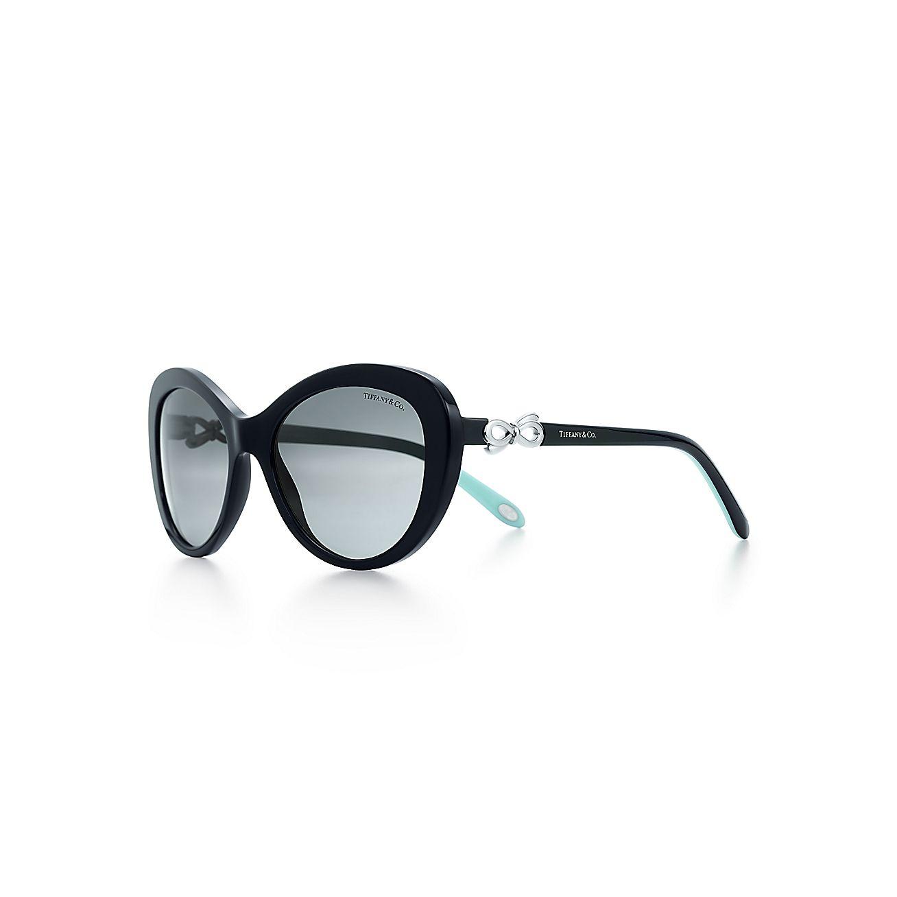 Bow:Cat Eye Sunglasses