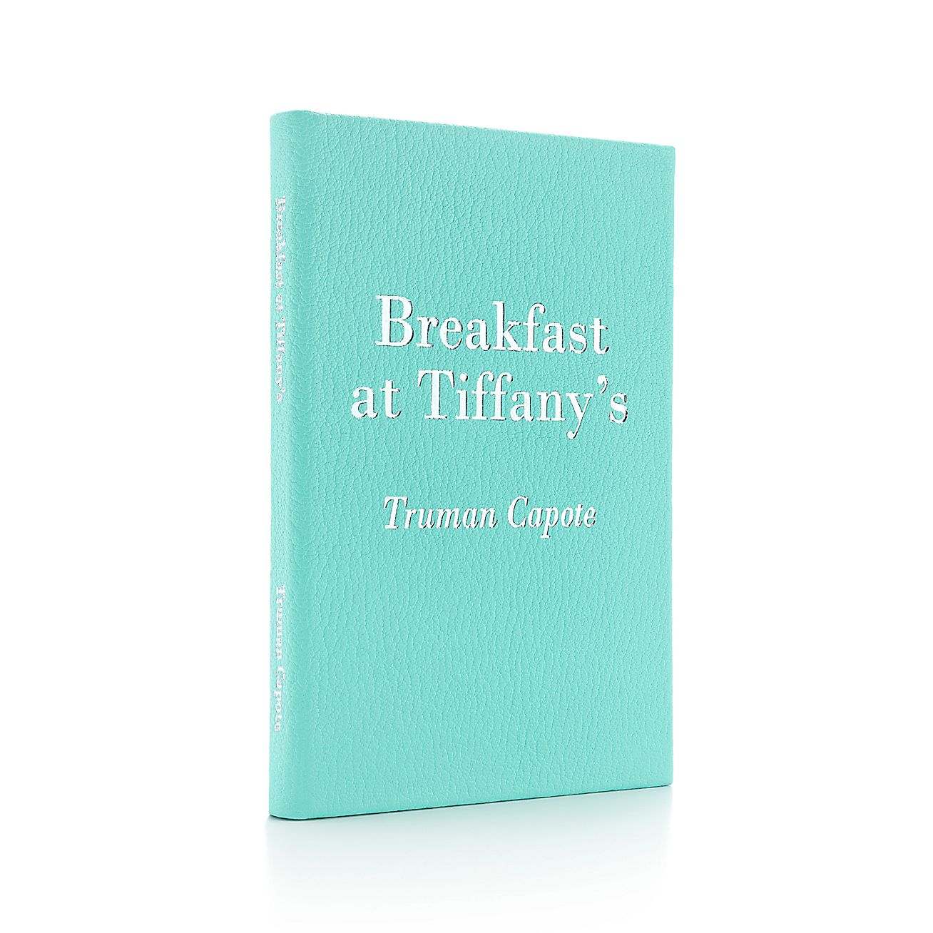 """Breakfast at Tiffany's""<br>by Truman Capote"