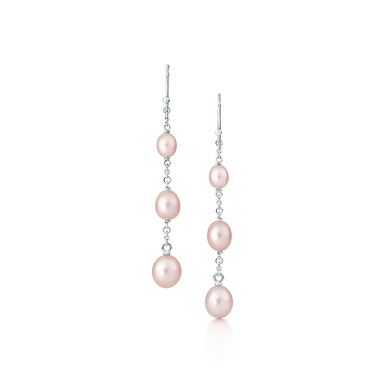 Elsa Peretti®<br>Pearls by the Yard™ graduated earrings