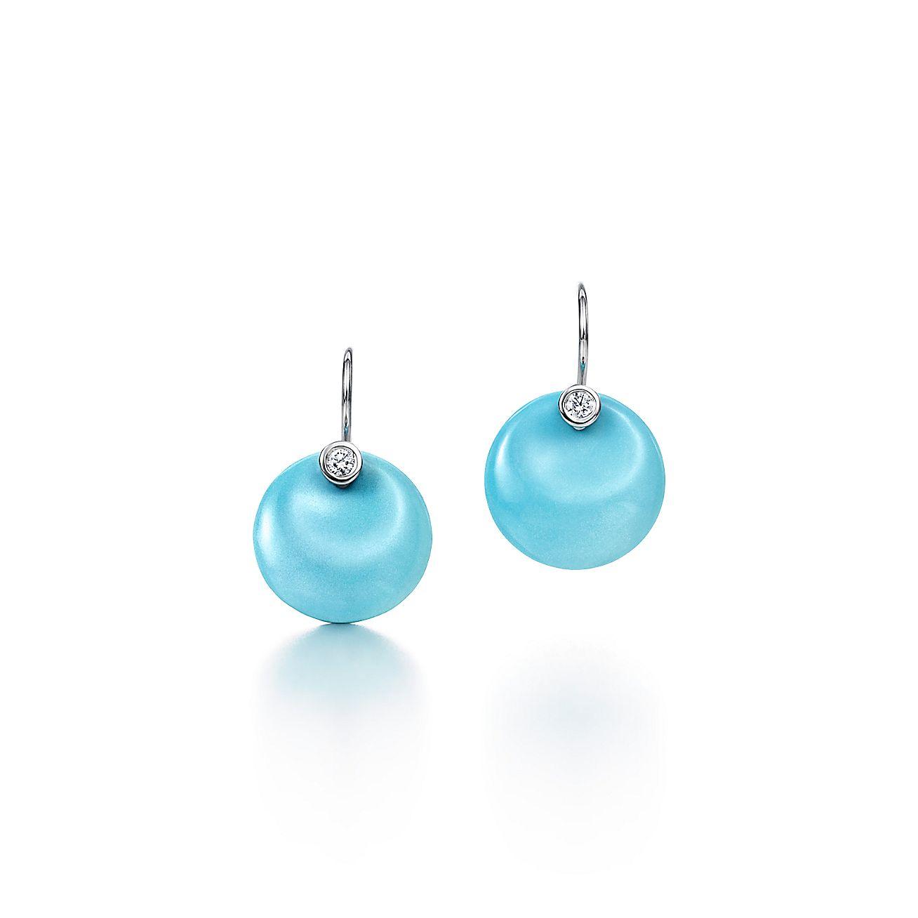 Elsa Peretti®<br>Round earrings