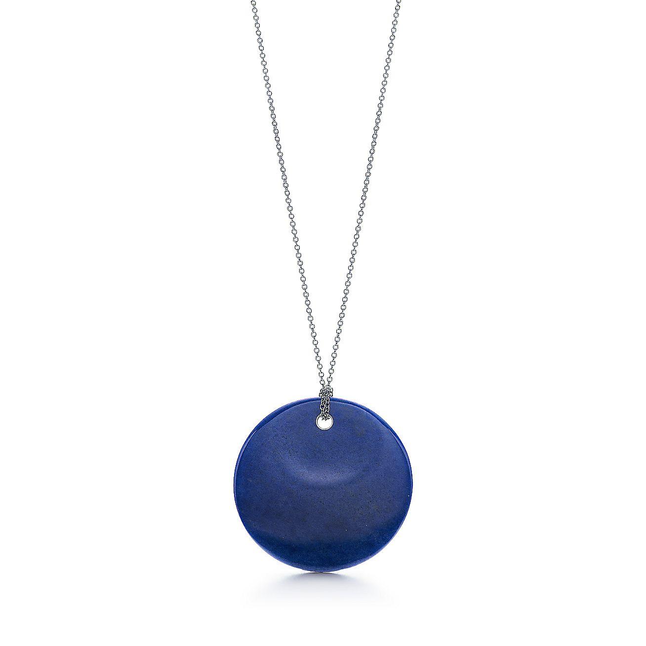 Elsa Peretti®<br>Round pendant