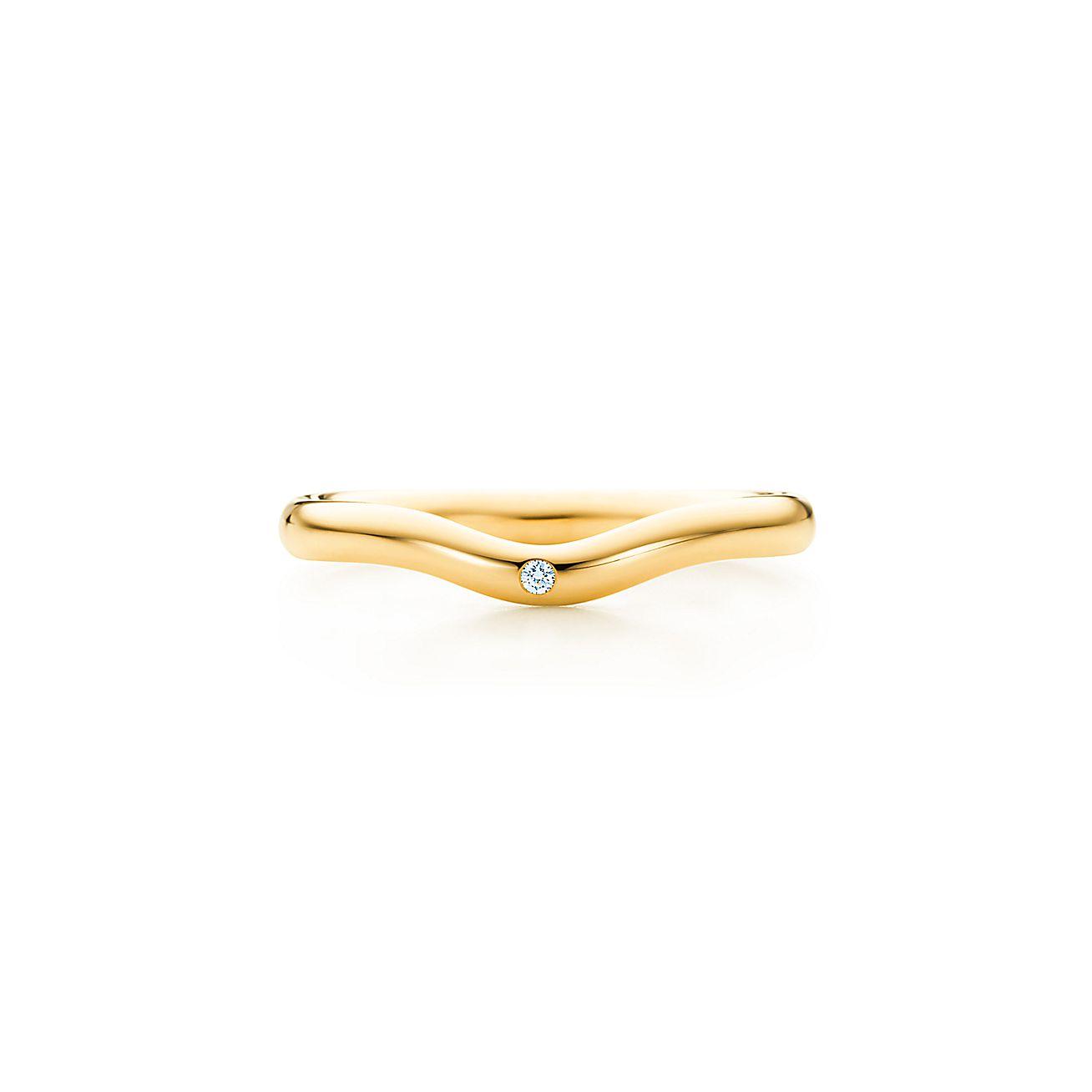 Elsa Peretti®<br>wedding band ring