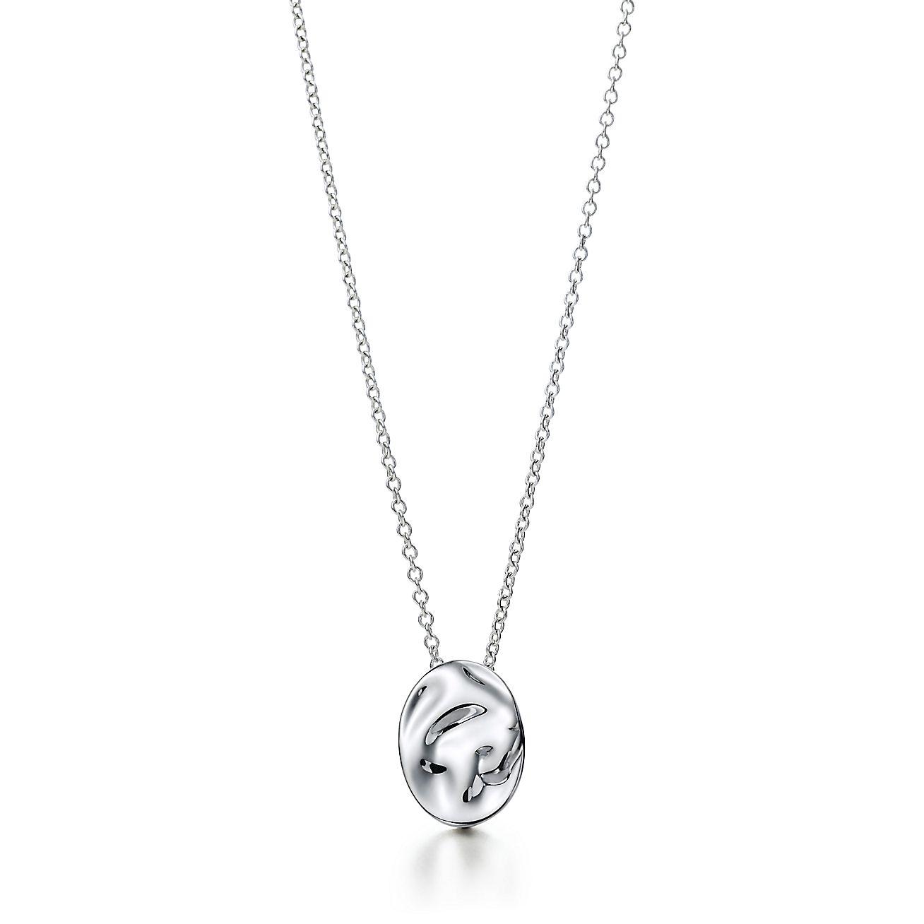 Elsa peretti zodiac pendant leo sterling silver tiffany co mozeypictures Gallery