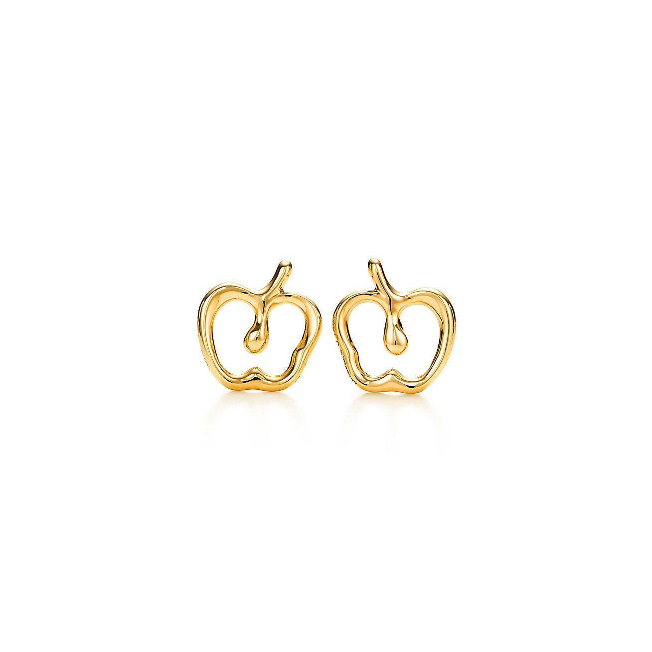 Elsa Peretti®:Apple Earrings