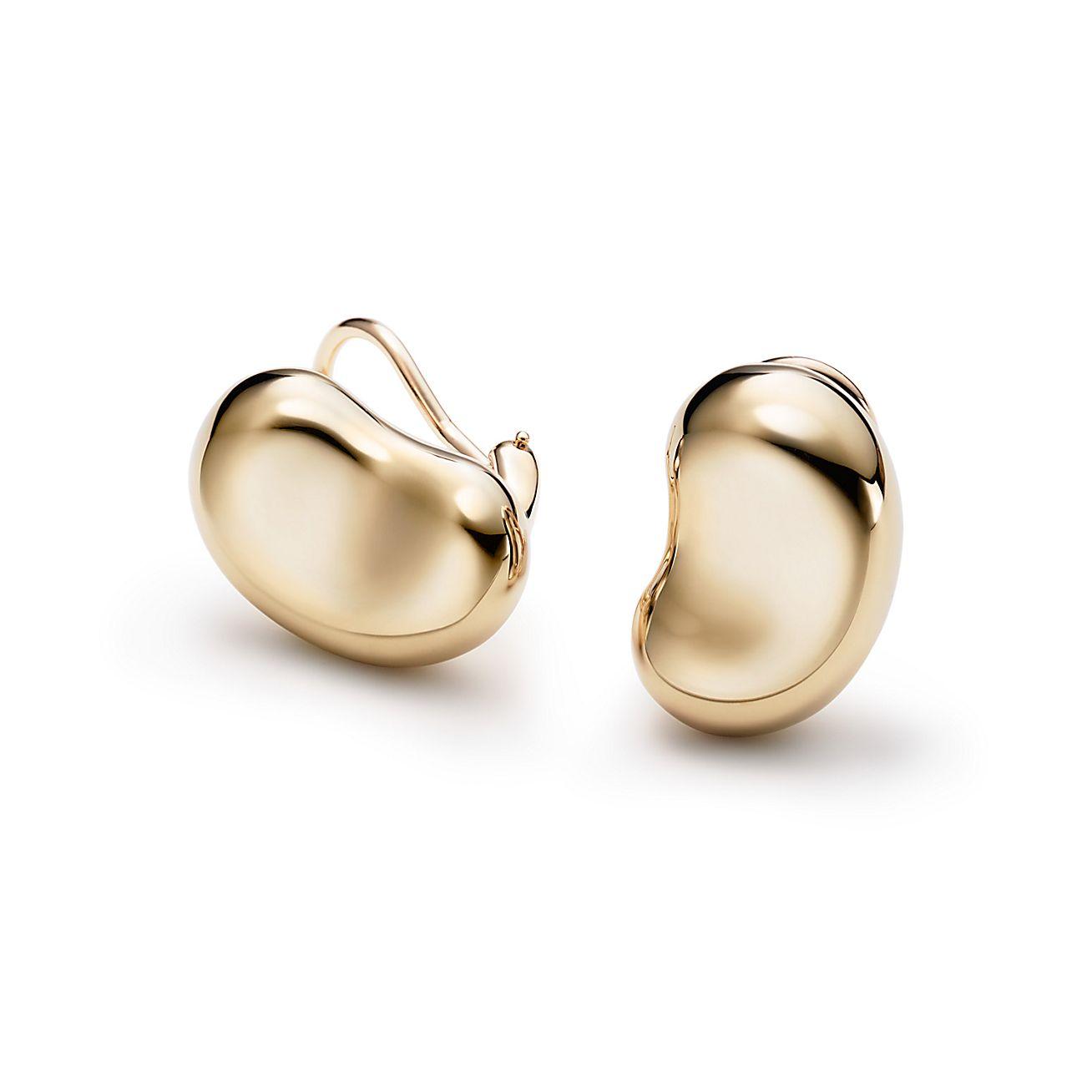 Elsa Peretti®:Bean® Ear Clips