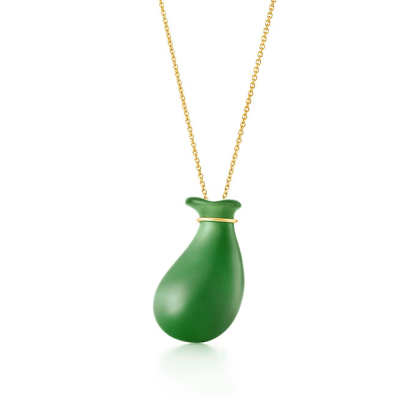 Elsa Peretti®:Bottle<br>Jug Pendant