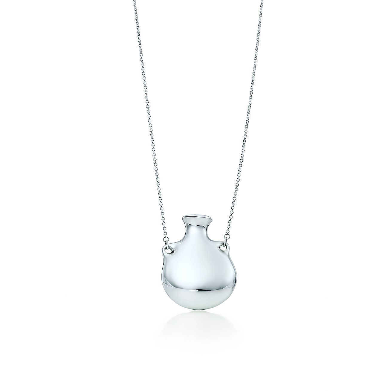 Elsa Peretti®:Bottle<br>Open Bottle Pendant