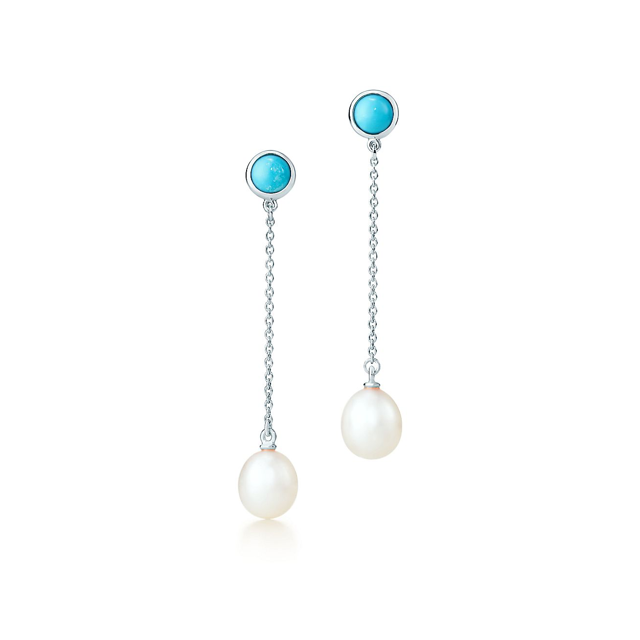 Elsa Peretti®:Color by the Yard<br>Earrings