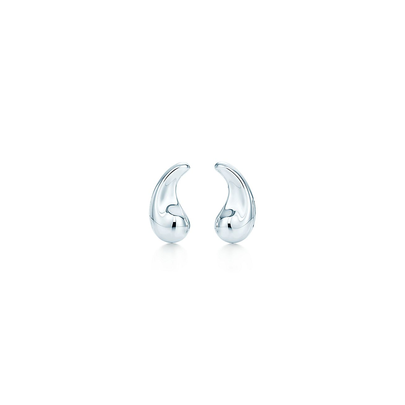 Elsa Peretti®:Comma Earrings