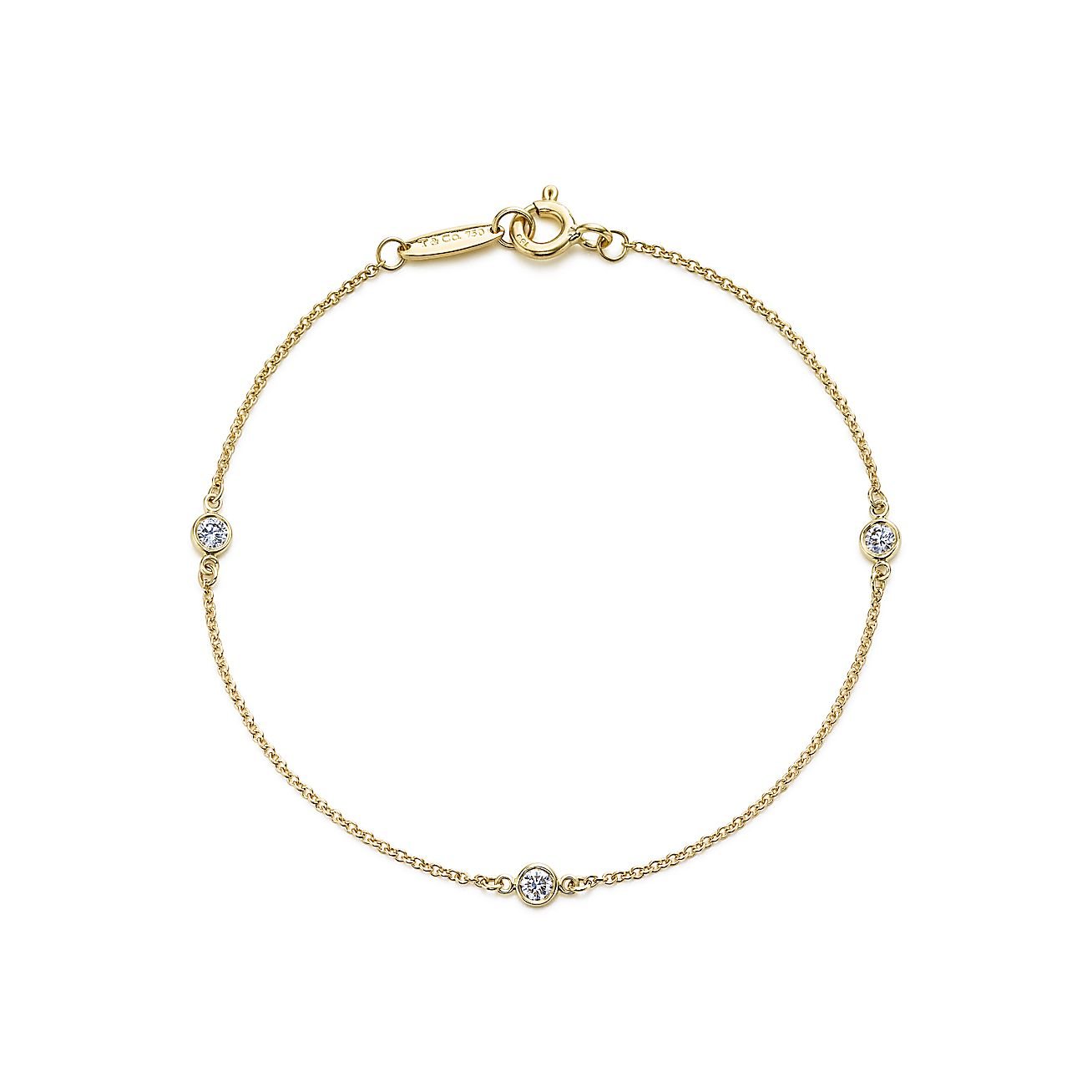 Elsa Peretti®:Diamonds by the Yard®<br>Bracelet