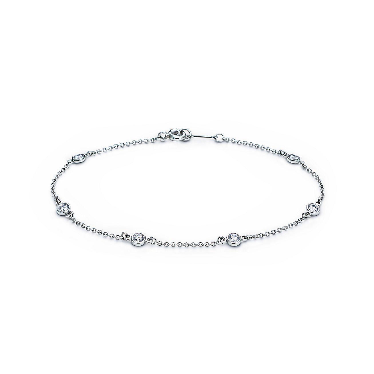 Elsa peretti diamonds by the yard bracelet diamonds for Diamonds by the yard ring