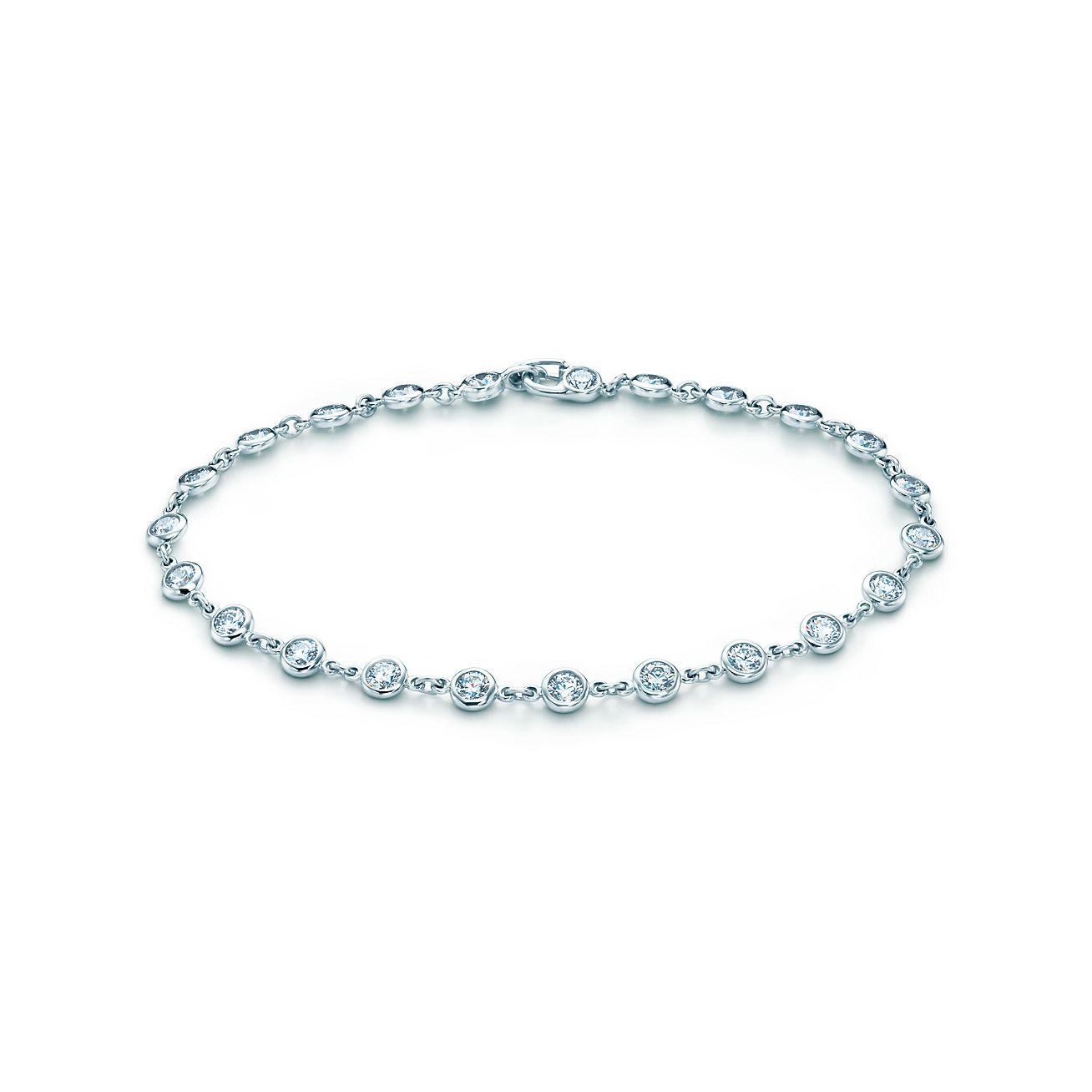 elsa peretti 174 bracelet diamonds platinum co