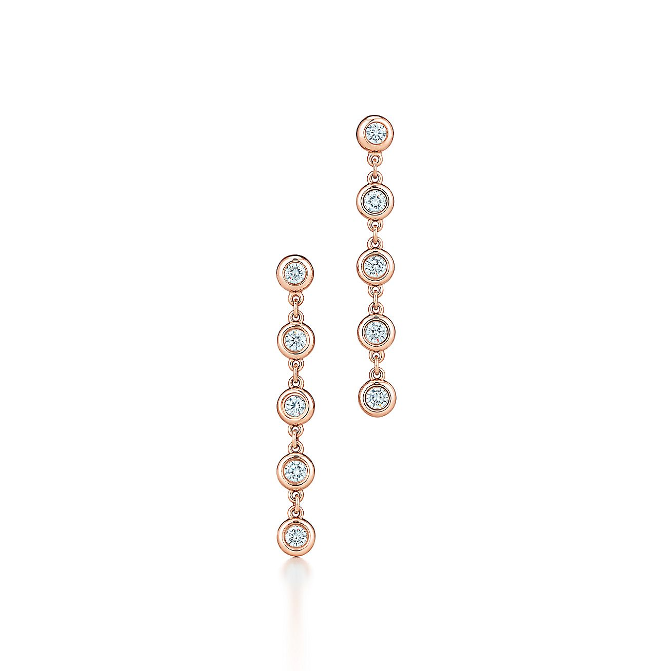 Elsa Peretti®:Diamonds by the Yard®<br>Drop Earrings