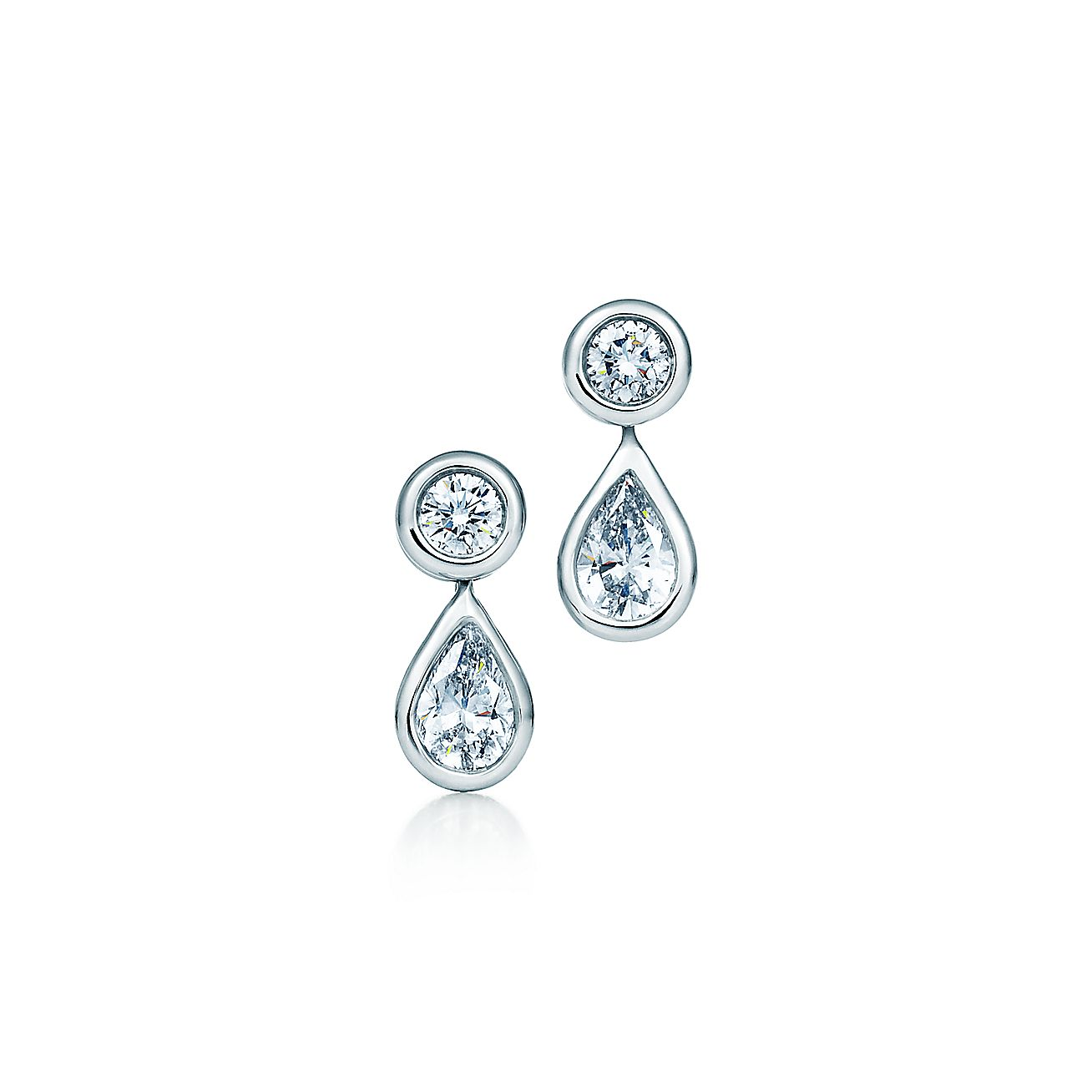 Elsa Peretti®:Diamonds by the Yard®<br>Earrings