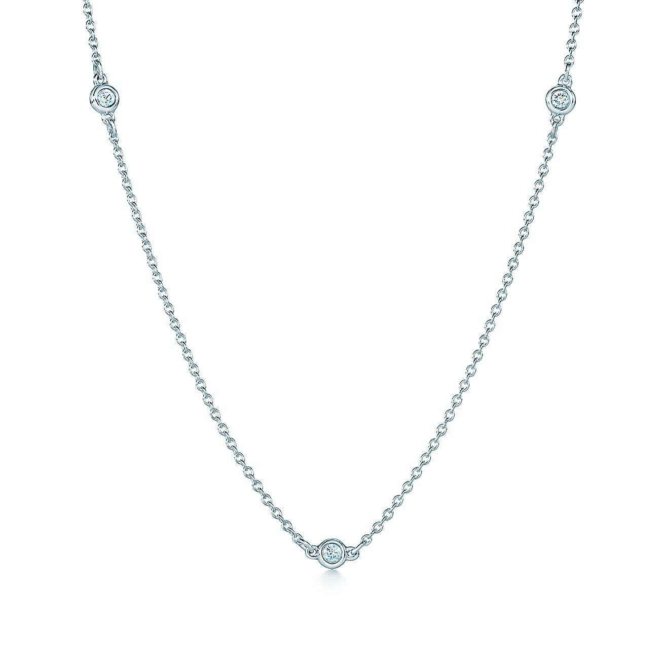 Elsa Peretti®:Diamonds by the Yard®<br>Necklace