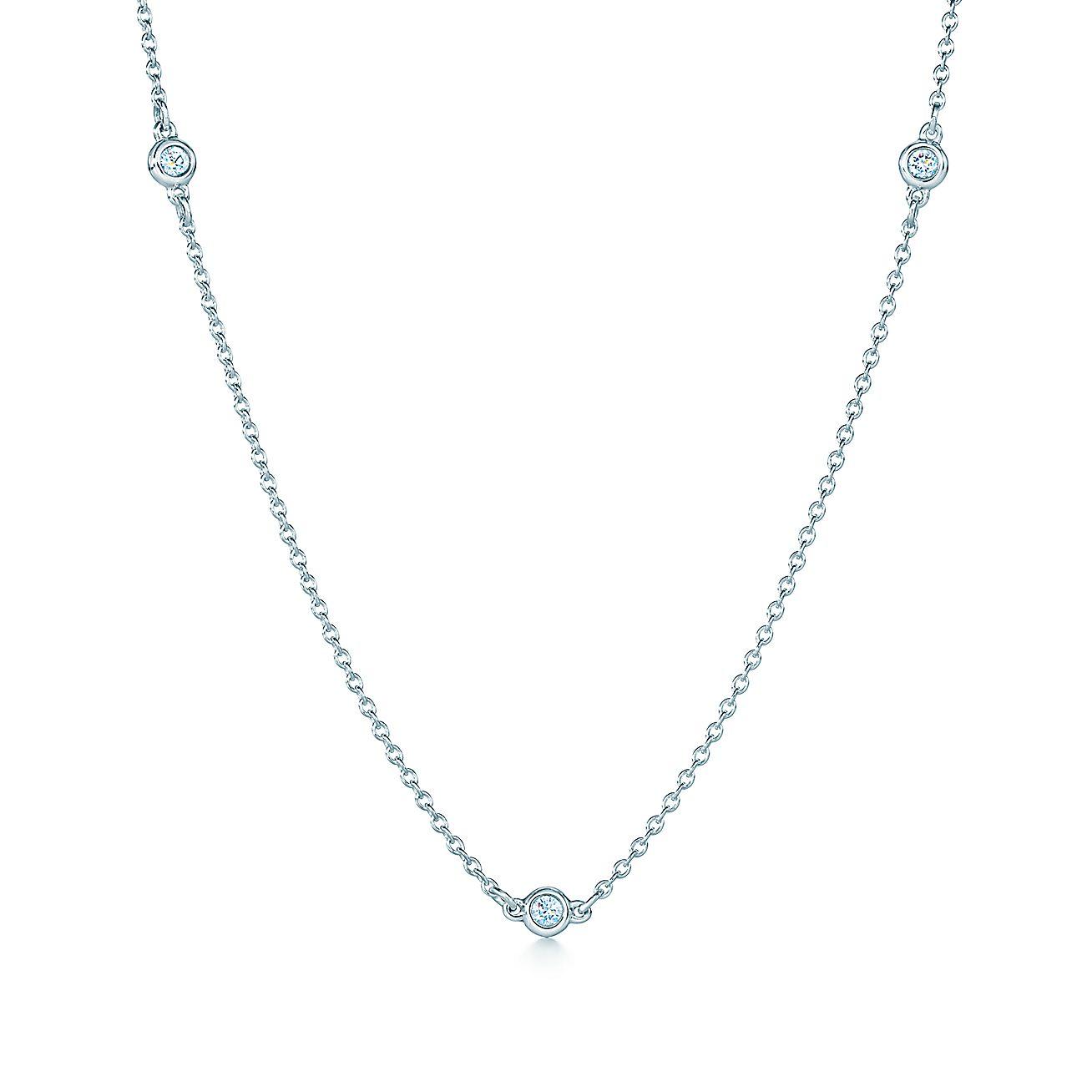 Elsa Peretti®:Diamonds by the Yard®<br>Necklace