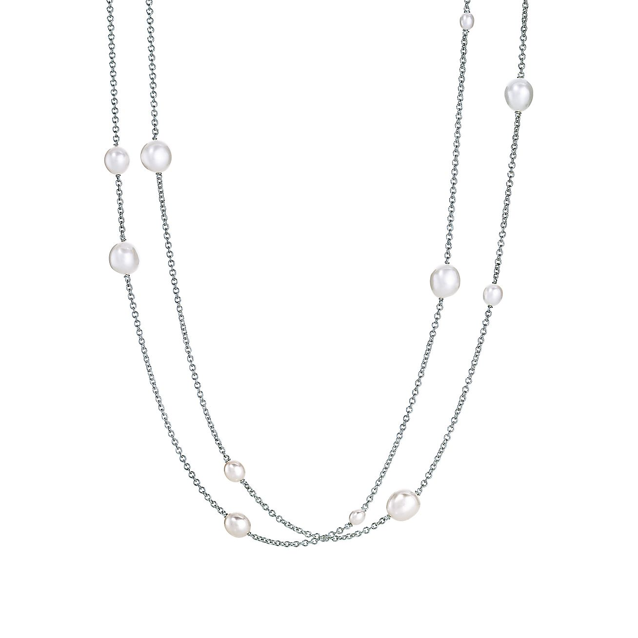Elsa Peretti®:Diamonds by the Yard®<br>Sprinkle Necklace