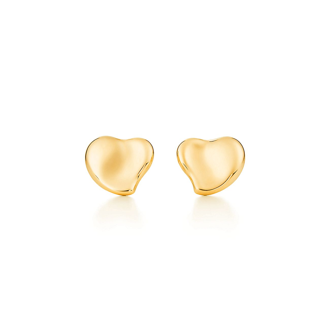 Elsa Peretti®:Full Heart Earrings