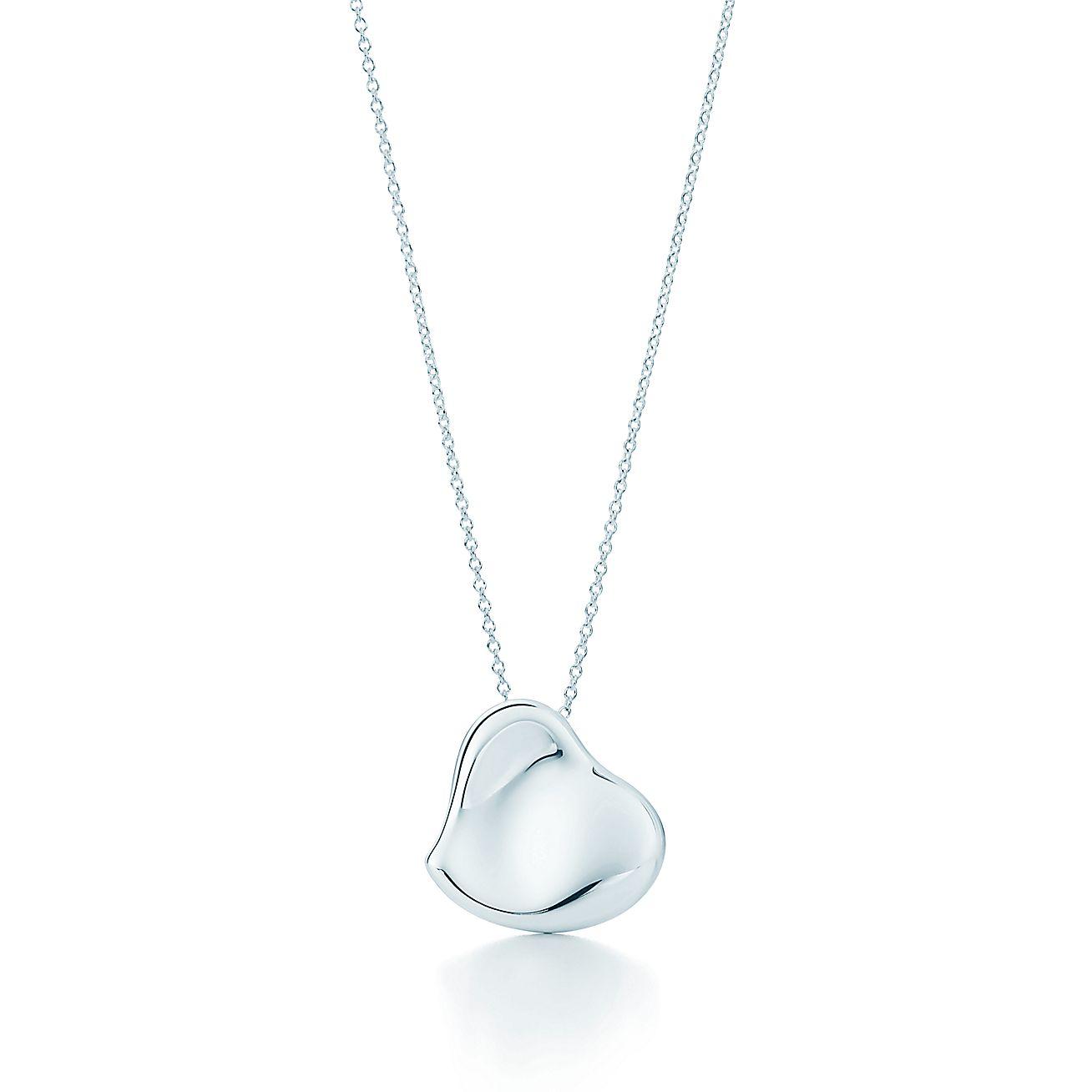 Elsa Peretti®:Full Heart Pendant