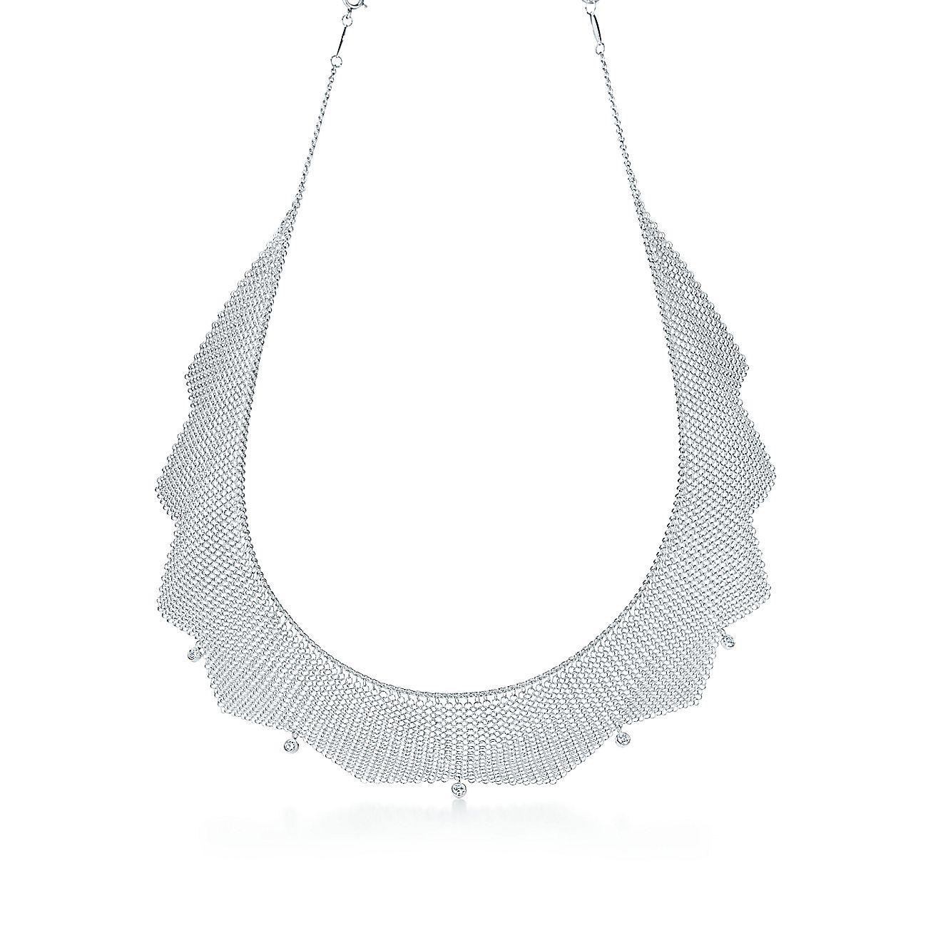 Elsa Peretti®:Mesh Necklace