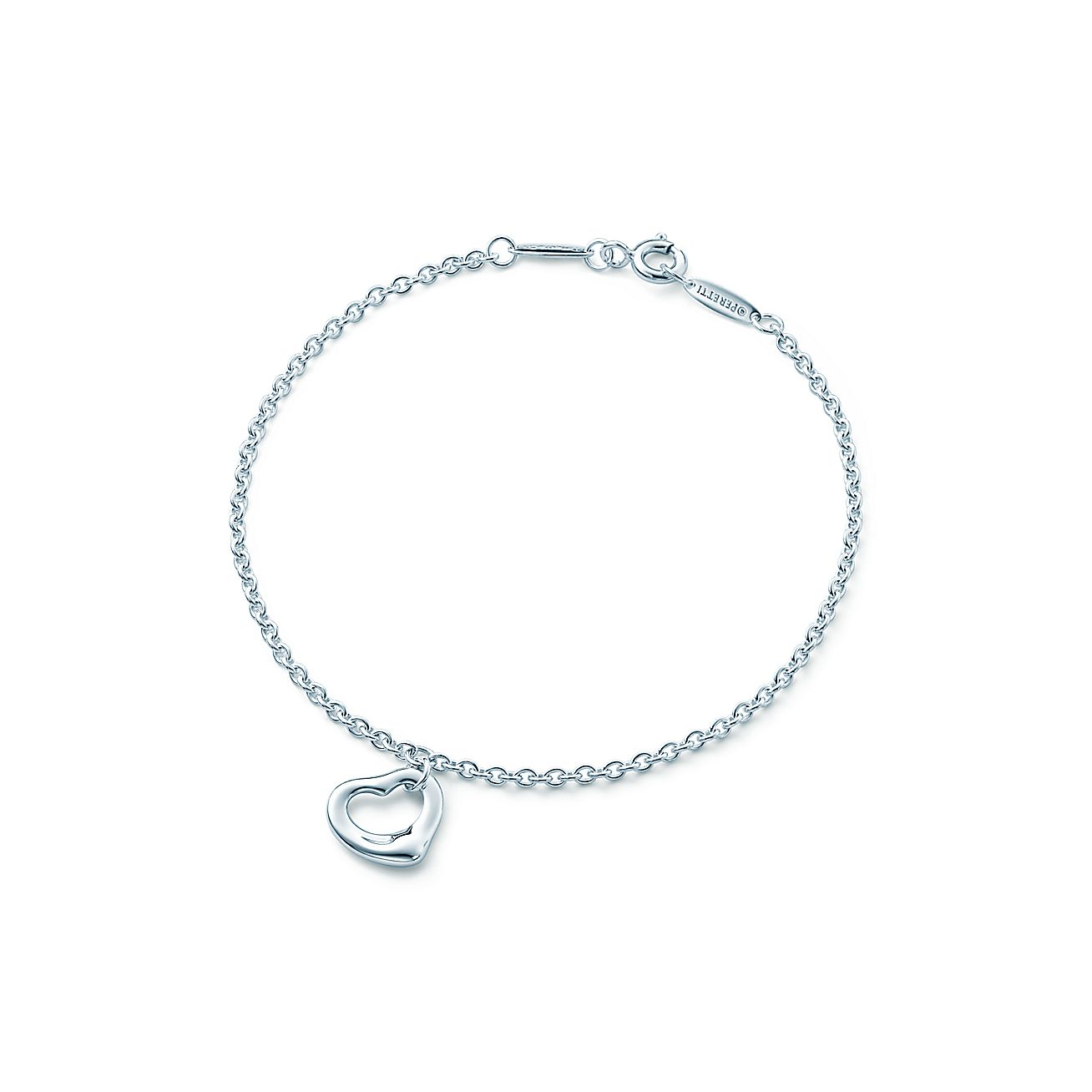 Elsa Peretti®:Open Heart Bracelet
