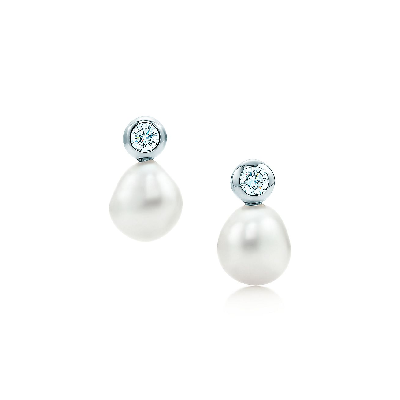 Elsa Peretti®:Pearl Earrings