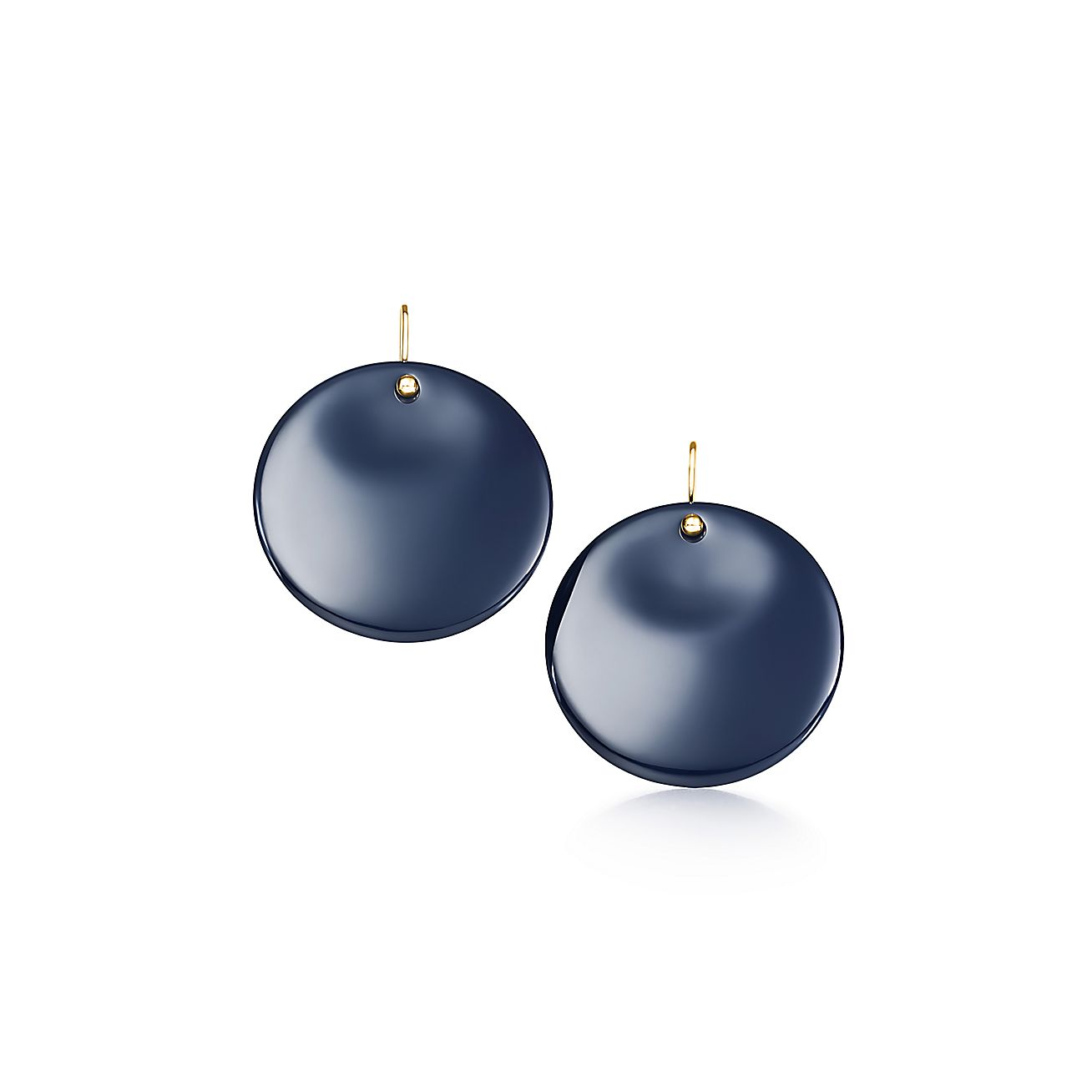 Elsa Peretti®:Round Earrings