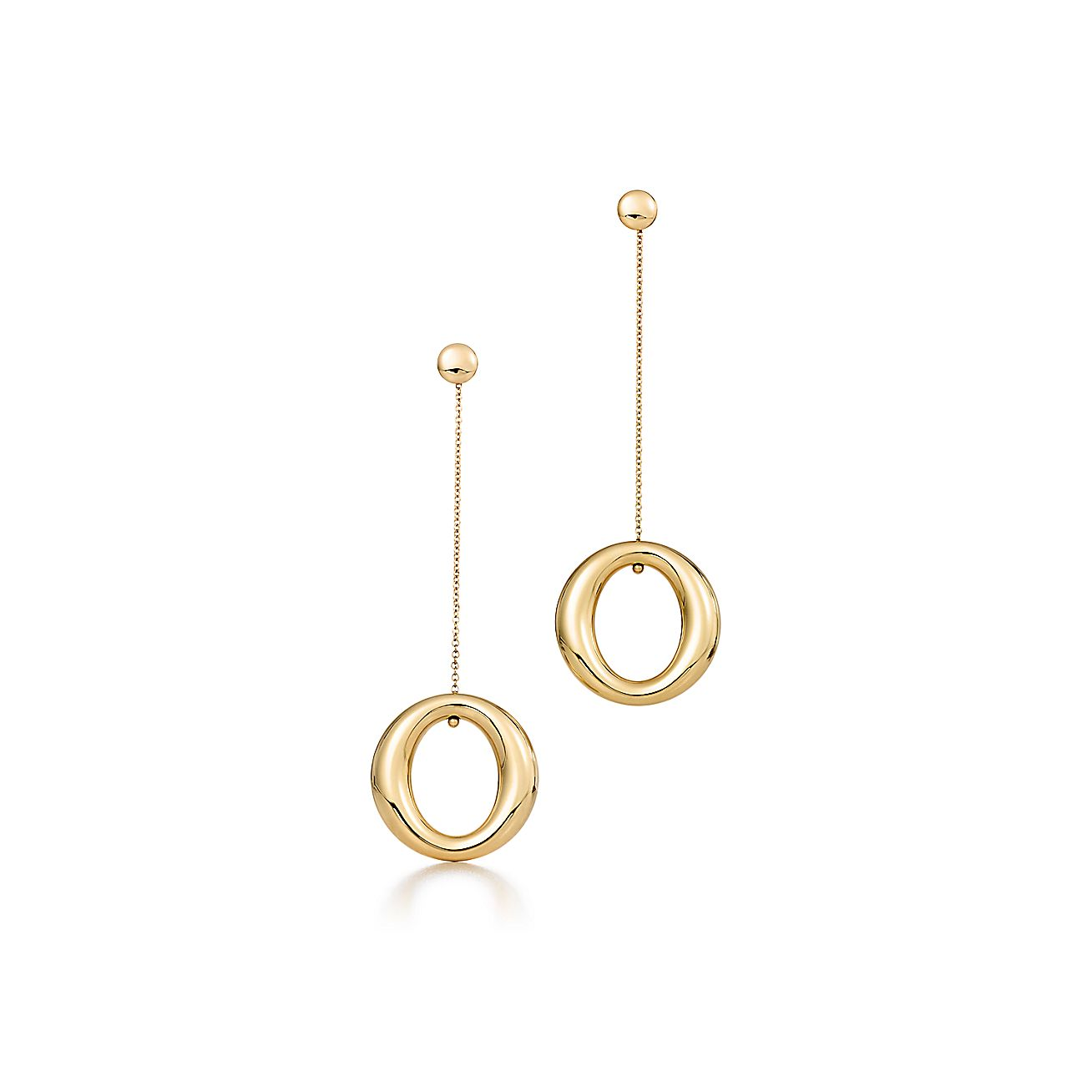 Elsa Peretti®:Sevillana™ Drop Earrings