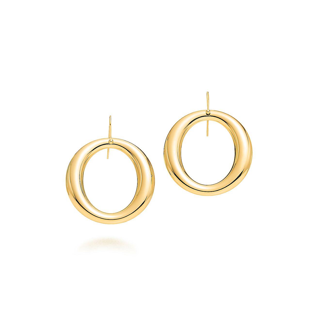 Elsa Peretti®:Sevillana™ Hook Earrings