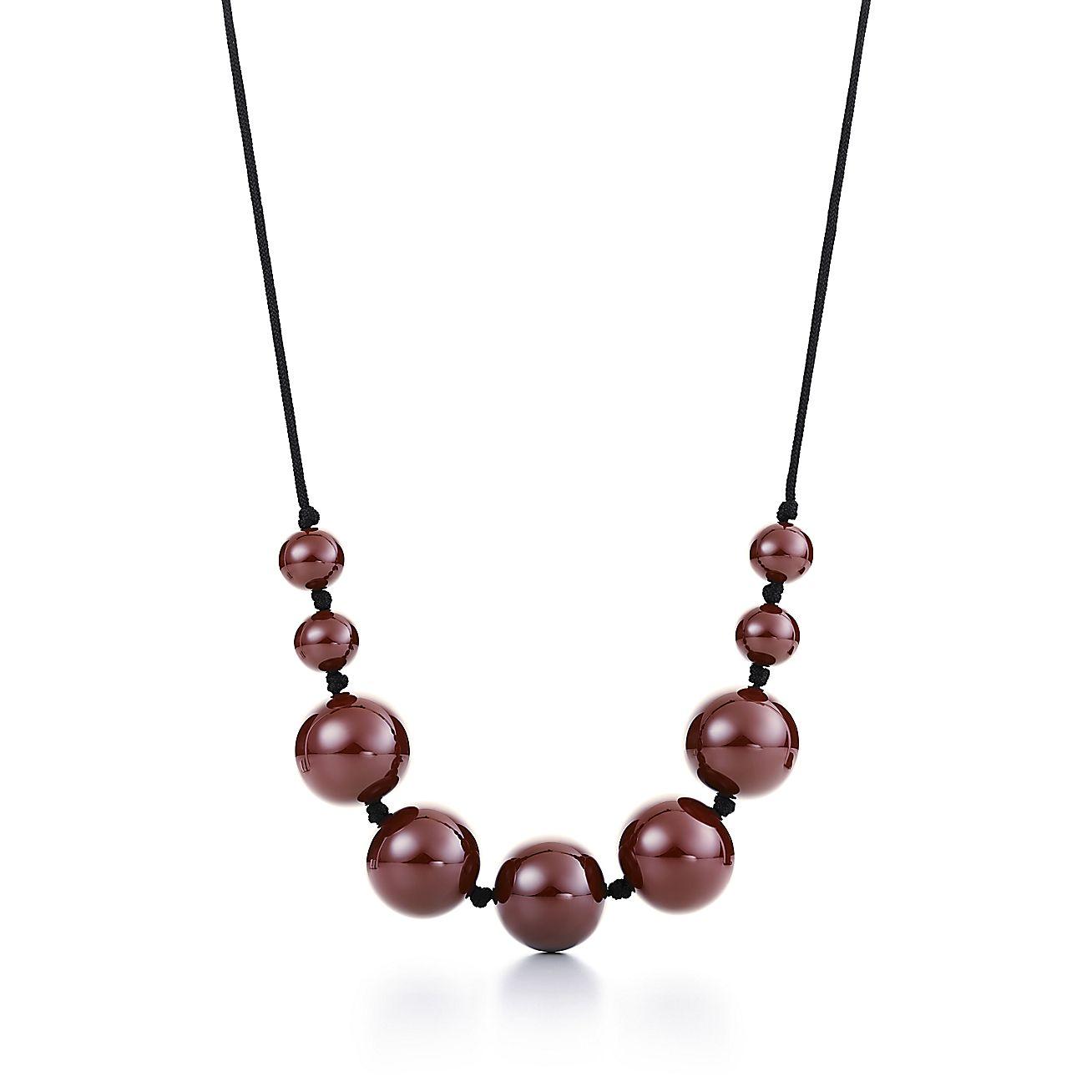 Elsa Peretti®:Sphere Necklace