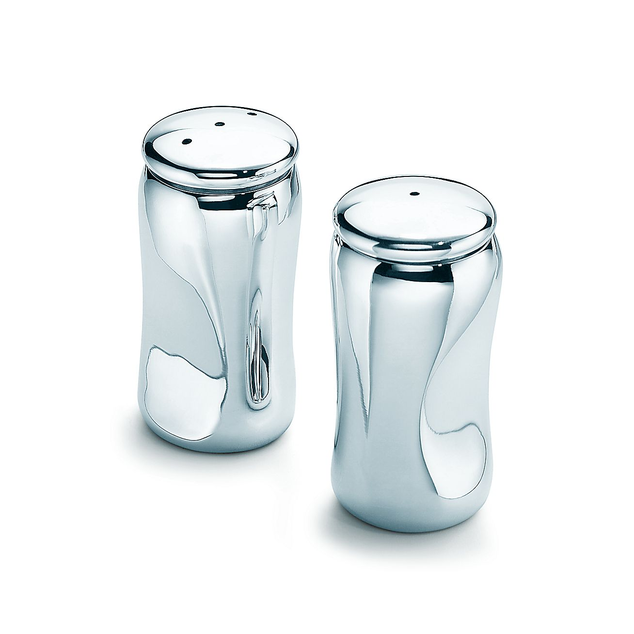 Elsa Peretti®:Thumbprint<br>Salt and Pepper Shakers