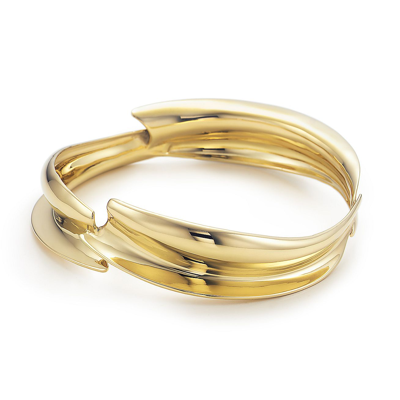 Frank Gehry®<br>Fish bangle