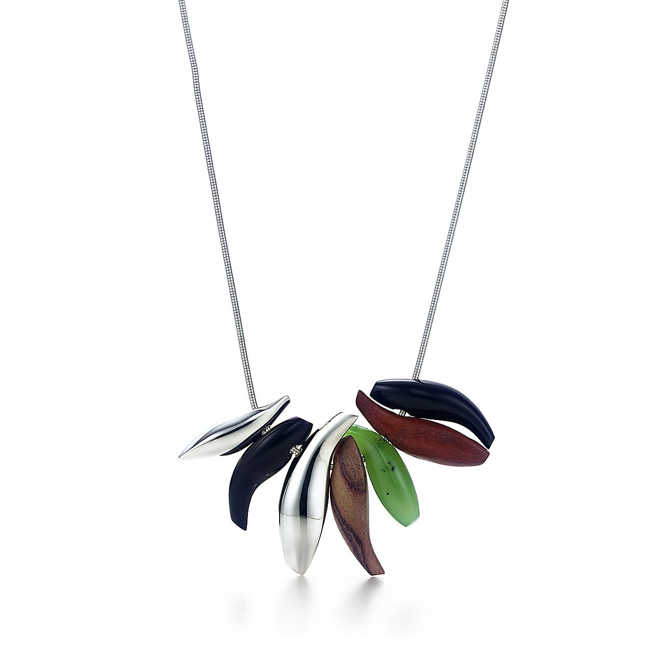 Frank Gehry®<br>Fish necklace