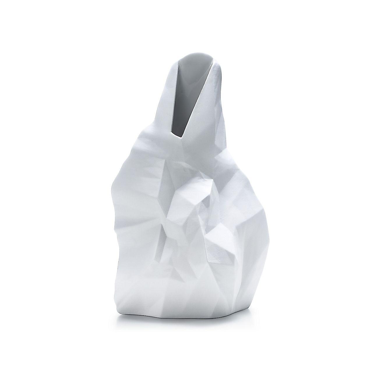 Frank Gehry®<br>Rock vase