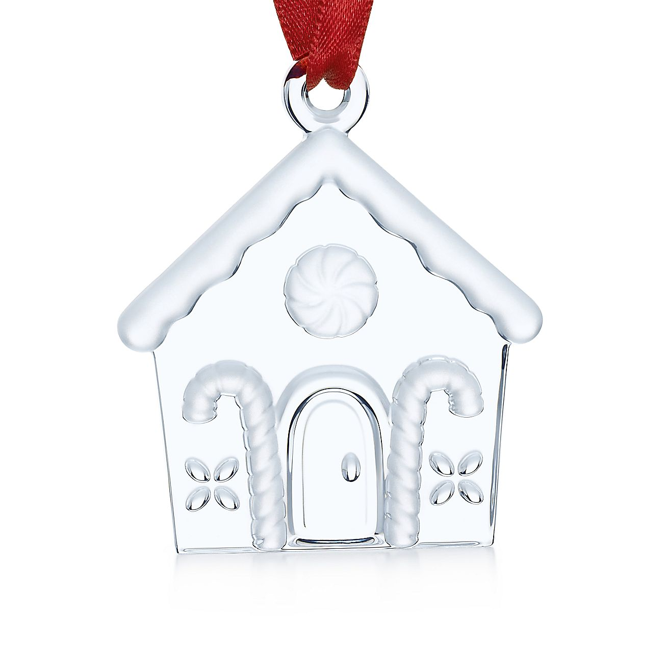 Gingerbread House<br>Ornament