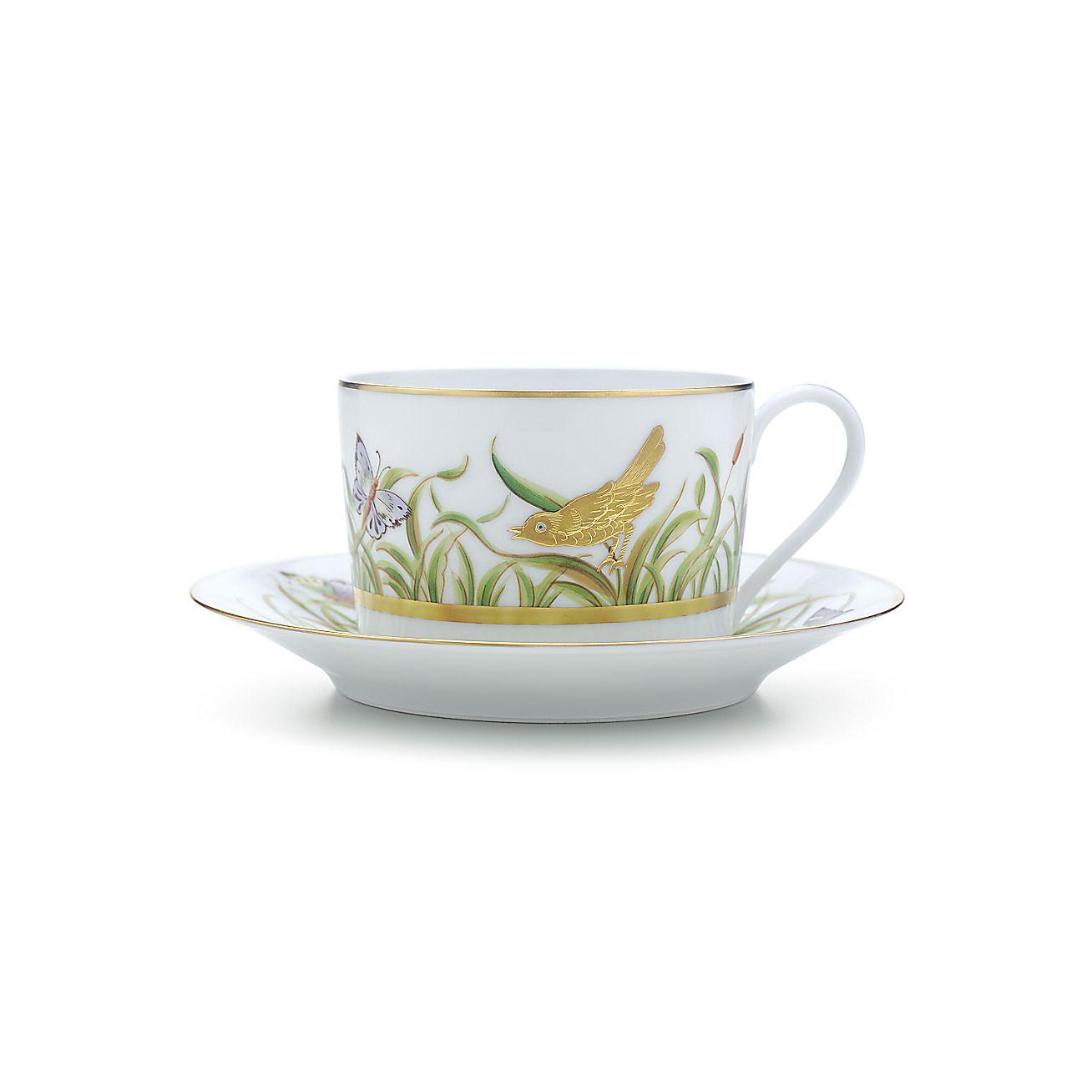 Jardin:Teacup and Saucer