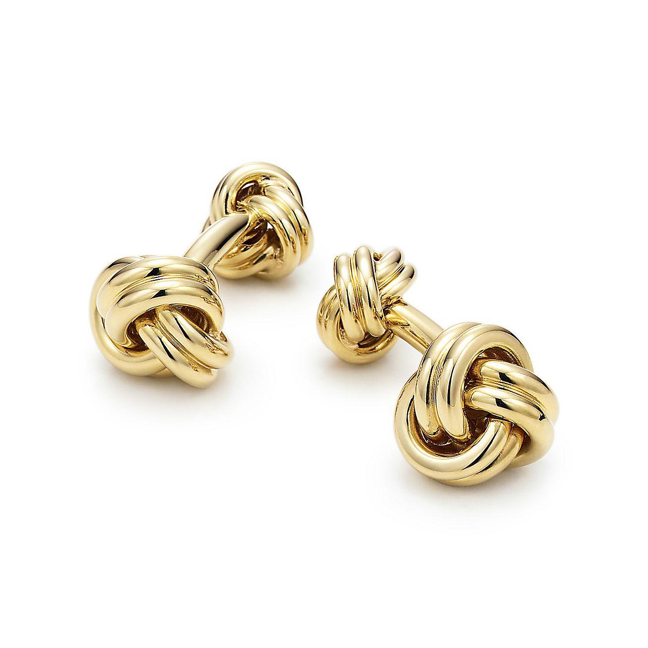 Knot Cuff Links
