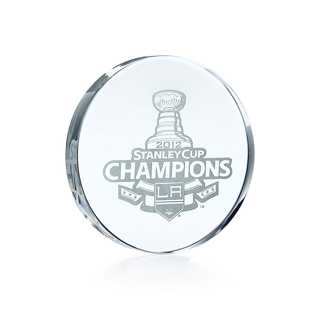 Los Angeles Kings<br>Flat Paperweight