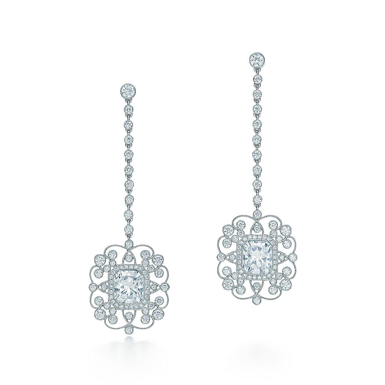 Lucida®:Diamond Earrings