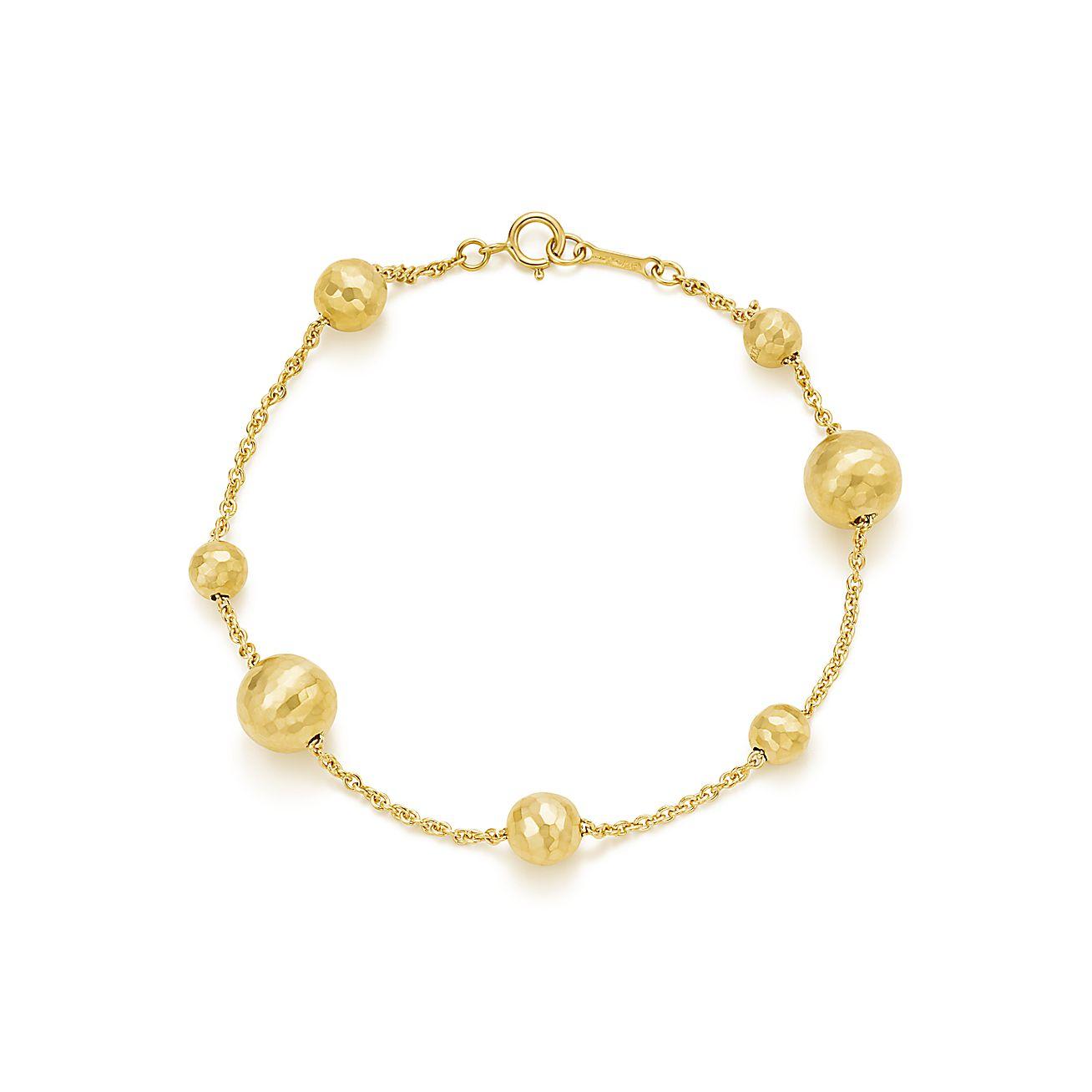 Paloma Picasso®:Hammered Bead Bracelet