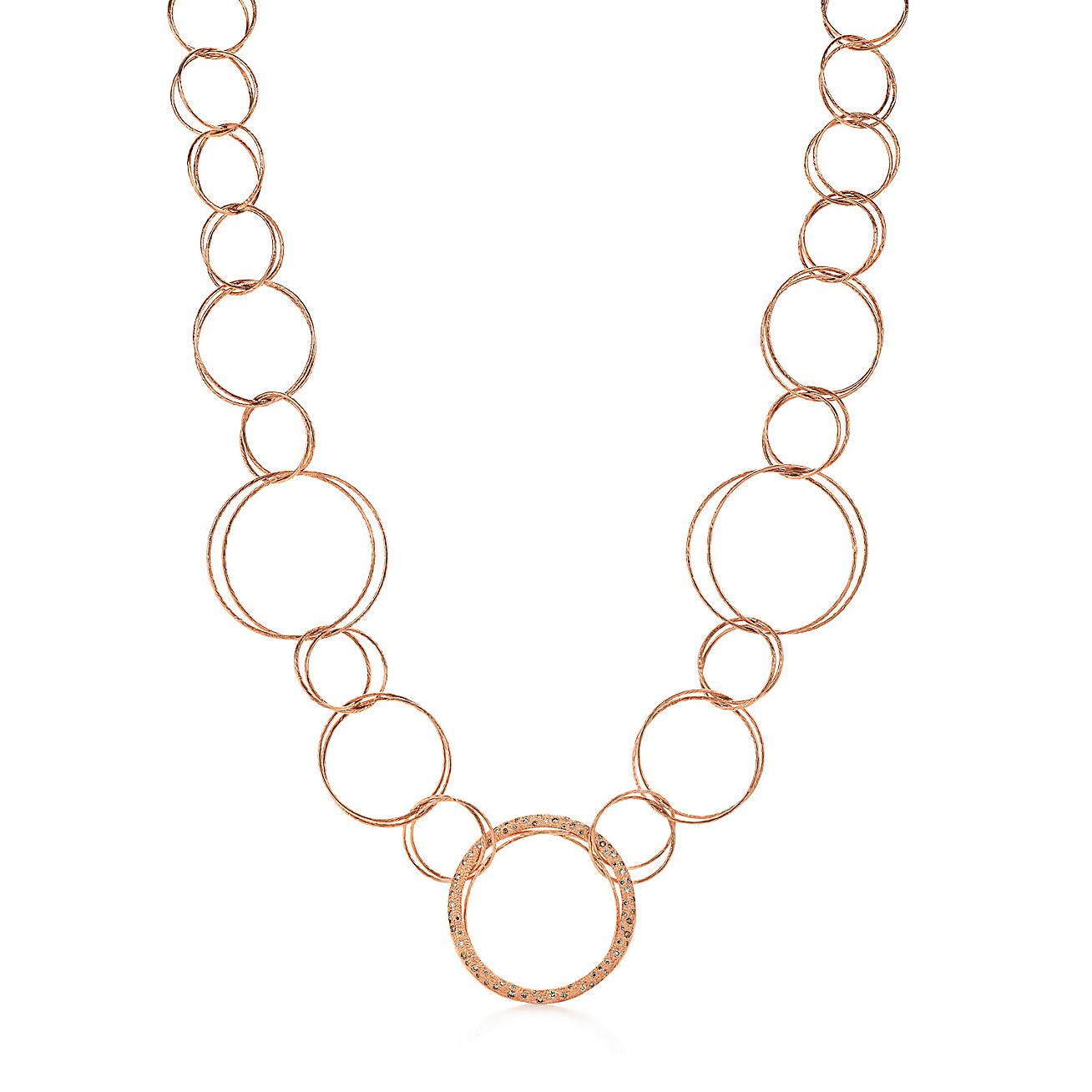 Paloma Picasso®:Hammered Circles<br>Necklace