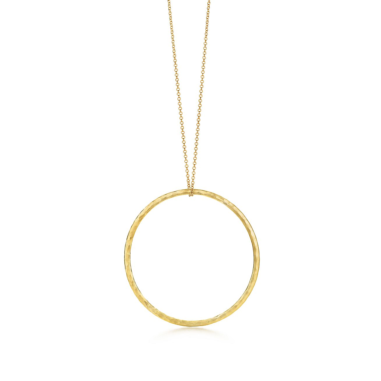 Paloma Picasso®:Hammered Circles<br>Pendant