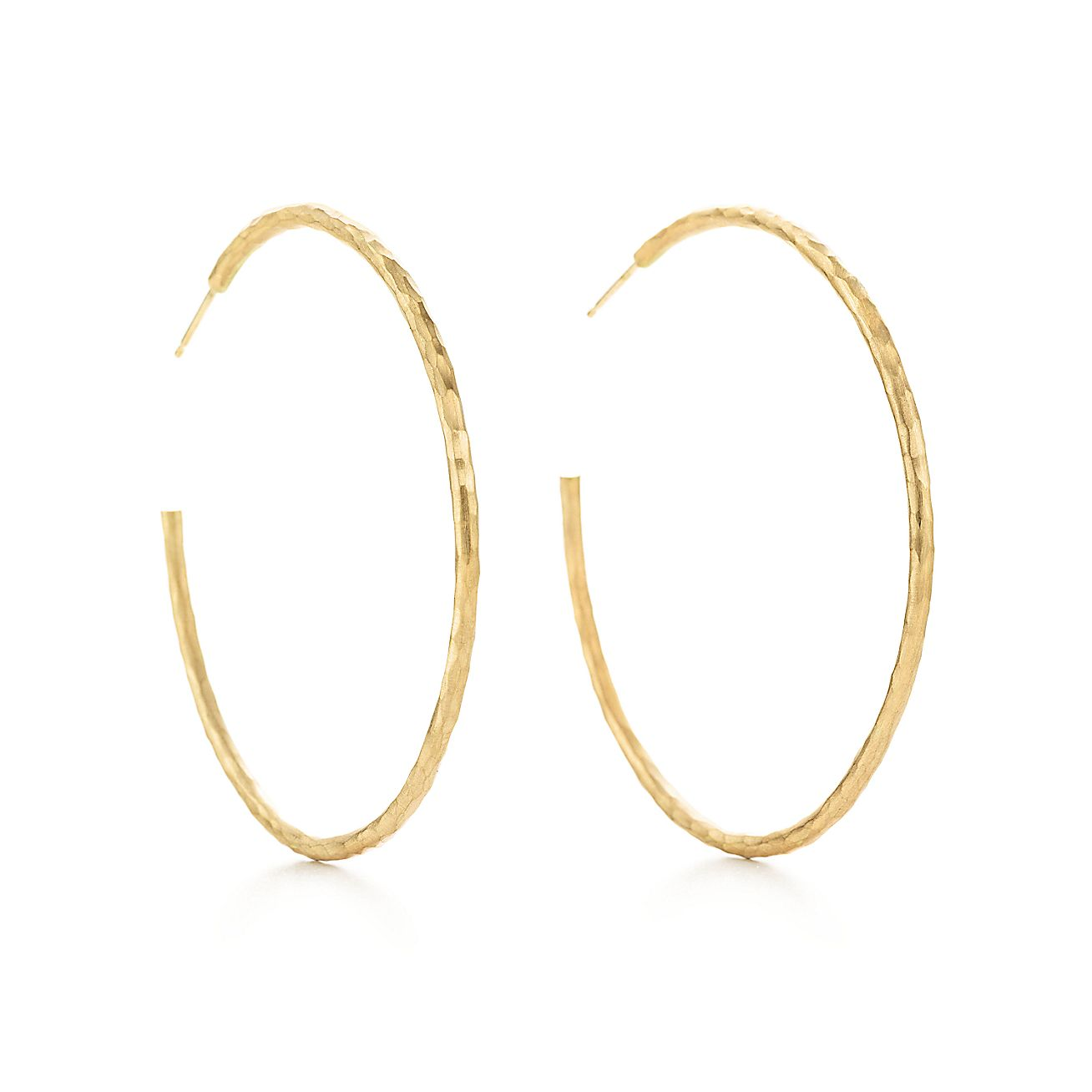 Paloma Picasso®:Hammered Hoop Earrings