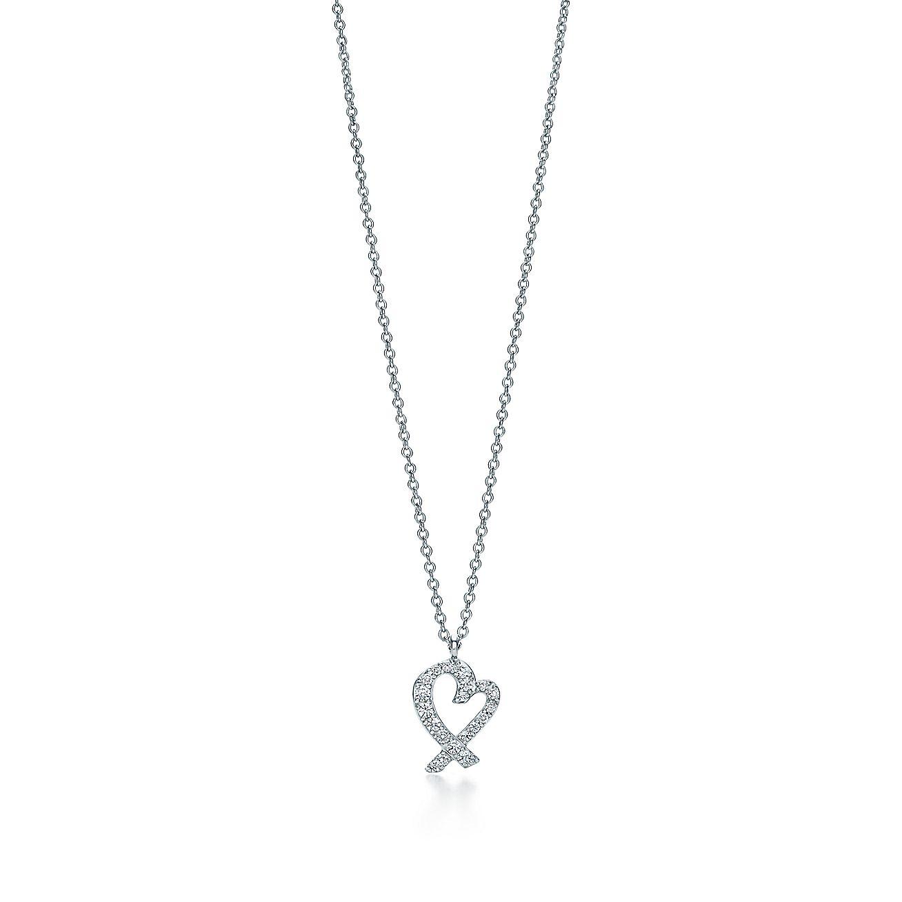 Paloma Picasso®:Loving Heart Pendant