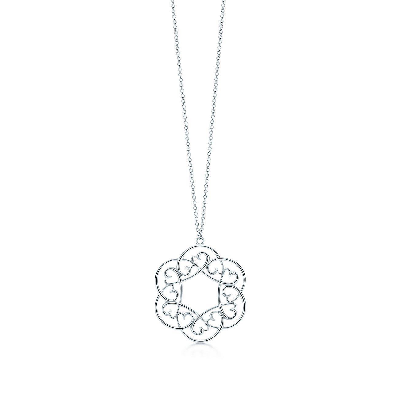 Paloma Picasso®:Loving Heart<br>Swirl Pendant